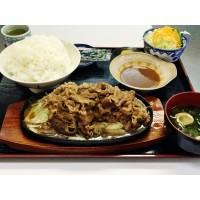 カルビ焼き肉(肉2倍)